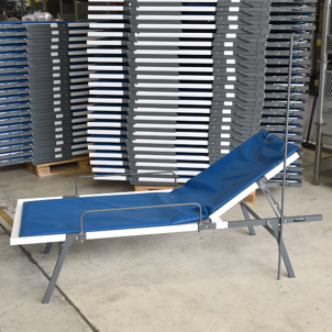 Finished emergency medical cot from PioneerIWS